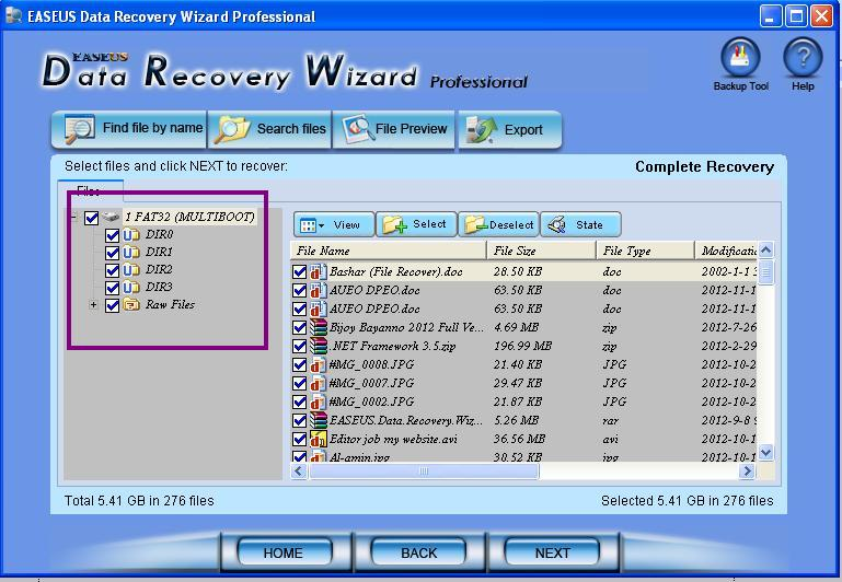 Data Recover