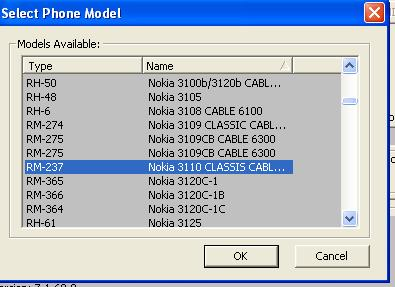 Nokia mobile flash