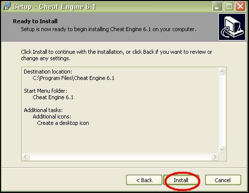 Program install 03