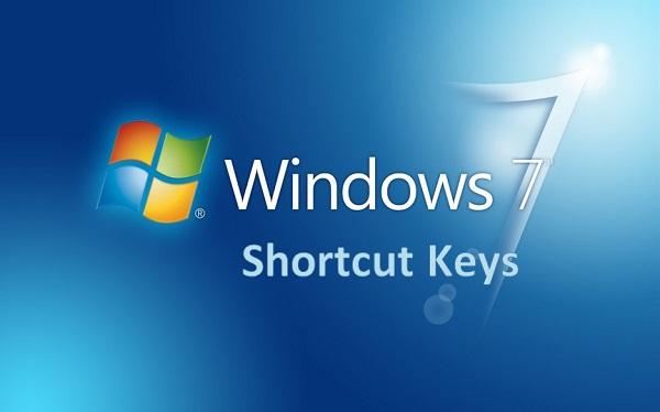 Windows-7-Shortcut-Keys