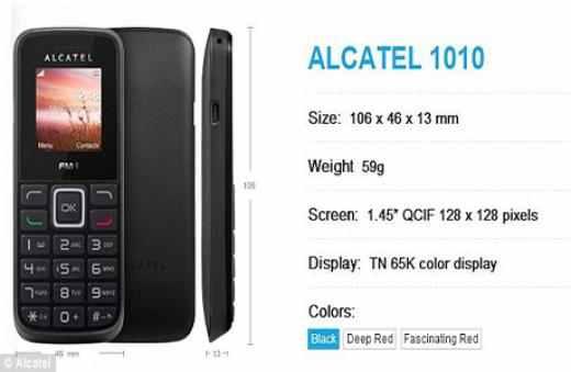 alcatel4 phone photos