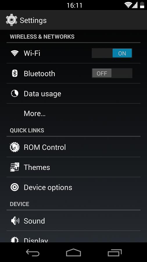 Android 4.4 KitKat Theme 3