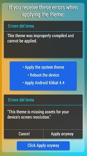 Android Kitkat 4.4 CM10 Theme 4
