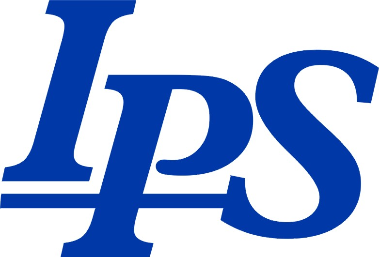 IPS BLUE LOGO