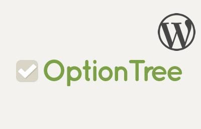 Option Tree WordPress Admin Options Plugin