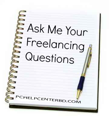 Freelancing Questions and answer