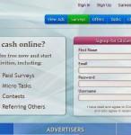 FireShot Screen Capture #088 - 'Make Money Taking Surveys, Earn Free Cash Online, Paid Per Click Advertising I ClixSense' - www_clixsense_com