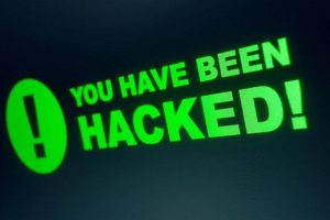 You Have been hacked