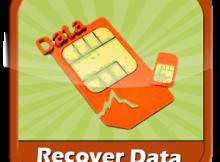 sim data recover