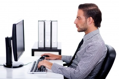 data entry worker outsourced